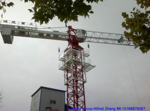 Hongda Tc5515 Quality Topless Tower Crane pictures & photos