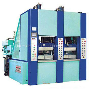 EVA Shoe Foaming Injection Molding Machine pictures & photos