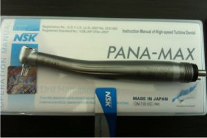 New NSK Pana Max Handpiece with Anti-Suction Function pictures & photos