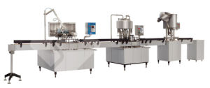 Water Juice Wine Washing Filling Capping Machine pictures & photos