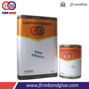 18L Per Tin Metallic Materials Neoprene Contact Cement pictures & photos