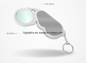 Movable Magnifier with LED Lamp pictures & photos