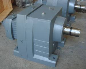 In-Line Helical Gearbox (R SERIES)