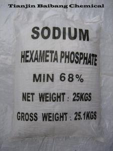 SHMP (Sodium Hexametaphosphate)