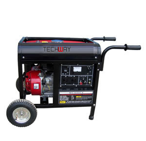 Tw2500W Gasoline Generator for Home Use pictures & photos