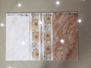 Building Material Wooden Decor Water-Proof Bathroom Ceramic Wall Tile pictures & photos