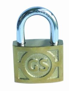 Competitive Cast Iron Padlock (SS-047) pictures & photos