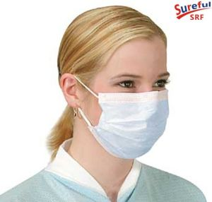 Non Woven Face Mask with Filter (Medical Face Mask) pictures & photos