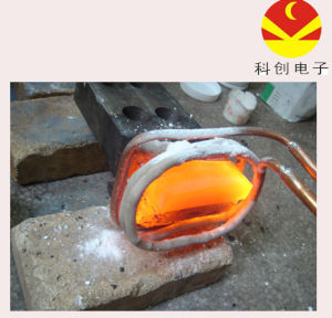 Hf Induction Heater for Cemented Carbide Brazing Welding (XG-25B)