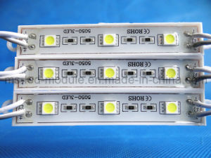 DC24V 5050 3LED Module Waterproof pictures & photos
