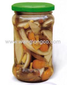 Canned Mushroom Mixed