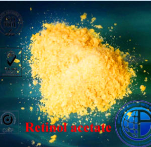 Vitamin a Palmitate / Vitamin a Acetate/ Retinyl Acetate/ Retinol Acetate 127-47-9 pictures & photos