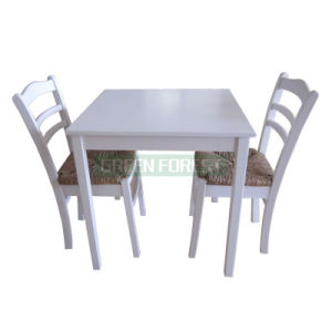 Dining Wooden Table and Chair Furniture (GF-DD01)