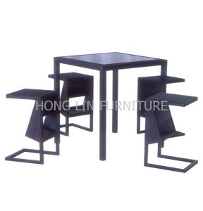 Rattan Five Set (HLFA-80R672 5PCS)