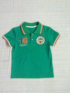Fashion Boy Polo Shirt in Children Clothing Sq-6263 pictures & photos