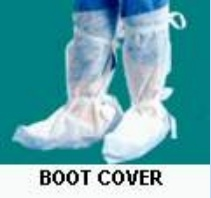 Disposable PP Non-Woven Boot Cover 002 (YB02-2)