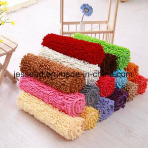 Comfortable Soft Chenille Mat Floor Carpet Bathroom Rug pictures & photos