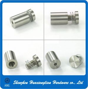 Stainless Steel Adjustable Glass Standoff Fixing Screw for Holding Glass pictures & photos