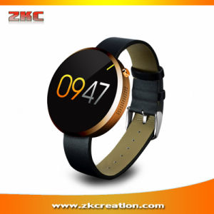 IPS Round Screen High Resolution LCD Dm360 Fashion Smart Watch