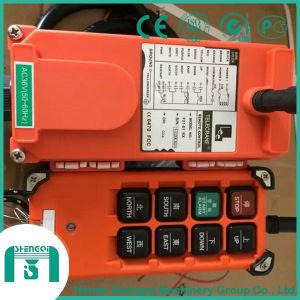Crane Control Method- Wireless Remote Controller pictures & photos