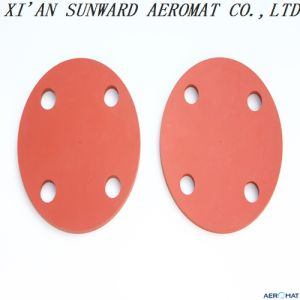Professional Aeromat Rubber Sheets for Hydraulic Press in Soft Flexible Silicone pictures & photos