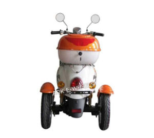 Fashionable Style 500W 3 Wheels Electric Mobility Scooter for Old or Disabled People (TC-014) pictures & photos