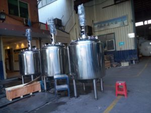 Liquid Mixing Tank Ss304 Ss316 pictures & photos