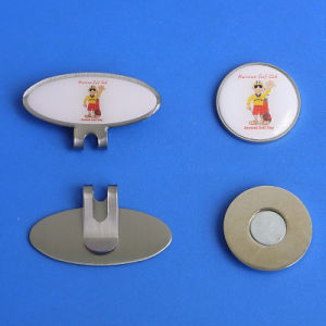 Magnetic Cap Clip with Ball Marker pictures & photos