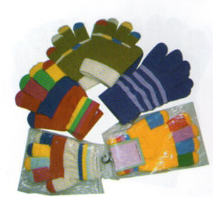 Acrylic Magic Gloves /Work Gloves pictures & photos