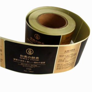Permanent Adhesive Warehouse Inventory Label pictures & photos
