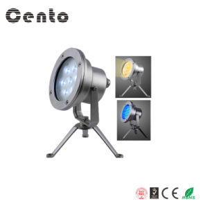 9W LED Pool Light with IP68