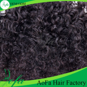 Factory Price 100% Indian Virgin Hair Remy Human Hair Extension pictures & photos