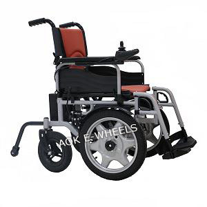 Electromagnetic Brake Electric Wheelchair for Disabled (PW-003) pictures & photos