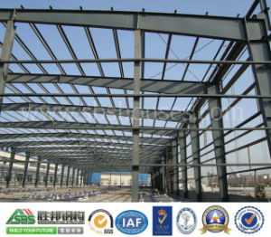Large Steel Prefab Construction Warehouse Use for Factory pictures & photos