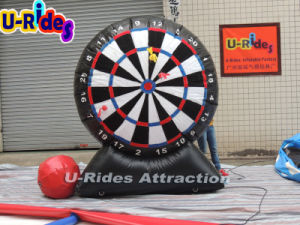 OEM inflatable dartboard/ inflatable dart target/ inflatable dart board game event pictures & photos