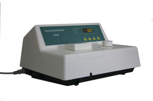 Cheap Vis Spectrophotometer S23A 340-950nm pictures & photos