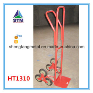 Steel Stair Hand Truck with Painted Finish