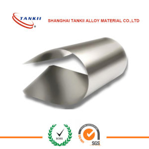pure Nickel Foil for battery welding Ni200 Ni201 pictures & photos