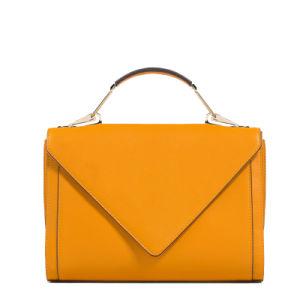 Top Selling Handbag 2016 New Tote Fashion Leather Handbag (kitt-04)