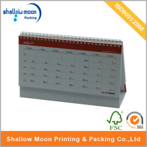 Cmyk Printed Desk Calendar with Customized Designs (QY150312) pictures & photos