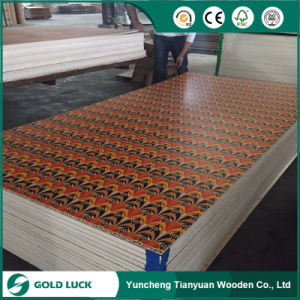 Colorful Melamine Faced Paper Overlaid Plywood Eco Friendly Laminated Plywood pictures & photos