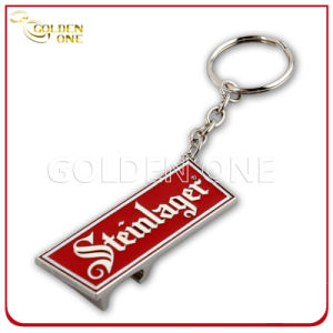 Customized Design Nickel Plated Metal Bottle Opener Key Chain pictures & photos