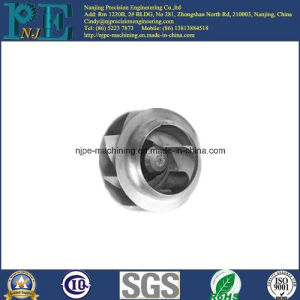High Requirement Custom Round Forged Parts pictures & photos