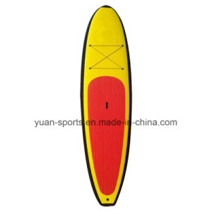 High Density EPS Soft Top Surf Stand up Paddle Board Sup pictures & photos