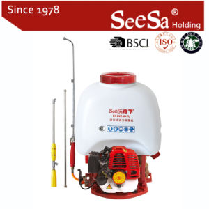 25L Agricultural Gas Knapsack Power Sprayer (SX-3WZ-6D) pictures & photos