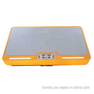Full Body Building Vibration Machine with 200W Motor pictures & photos