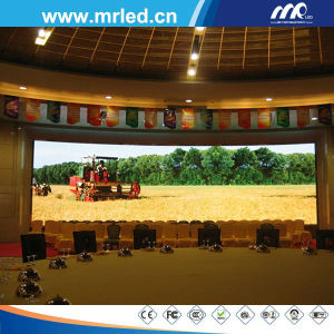 Mrled P10mm (Super Flux) Fixed Indoor LED Large Screen Display / LED Display Module (DIP5454) pictures & photos