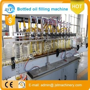 Automatic Cooking Oil Filling Plant pictures & photos