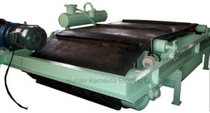 Auto Discharging Magnetic Separator of Oil Cooling Type pictures & photos