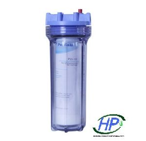 10 Inch Clear Filter Housing for RO Water Treatment System pictures & photos